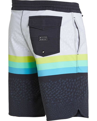 2 Fifty50 Lo Tides Boardshorts Black M145NBFF Billabong