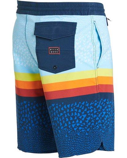 2 Fifty50 Lo Tides Boardshorts Blue M145NBFF Billabong