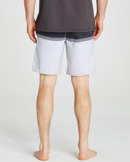 4 Fifty50 Lo Tides Boardshorts Grey M145NBFF Billabong