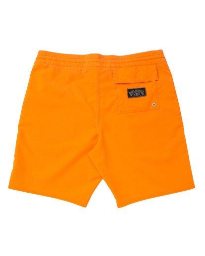 1 All Day Lo Tide Boardshorts Orange M147TBAE Billabong