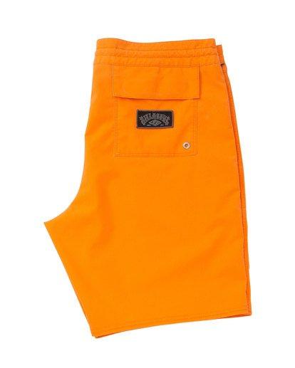 3 All Day Lo Tide Boardshorts Orange M147TBAE Billabong
