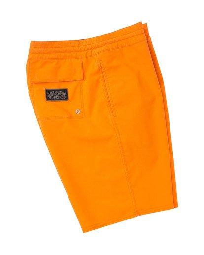 2 All Day Lo Tide Boardshorts Orange M147TBAE Billabong