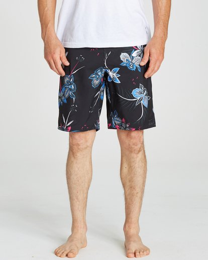 3 Sundays OG Boardshorts Black M162NBSU Billabong