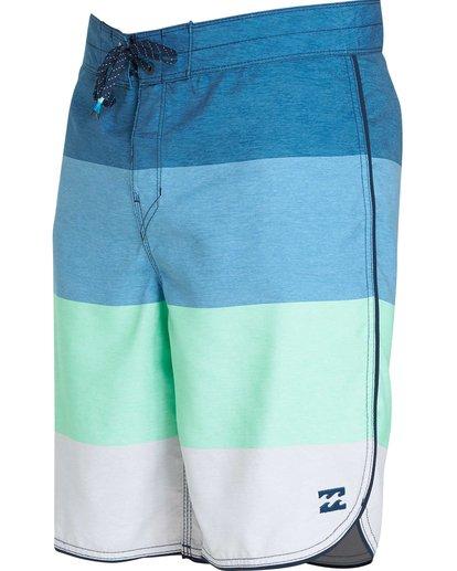 1 73 OG Stripe Boardshorts Blue M168NBSS Billabong