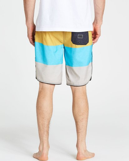 4 73 OG Stripe Boardshorts Blue M168NBSS Billabong