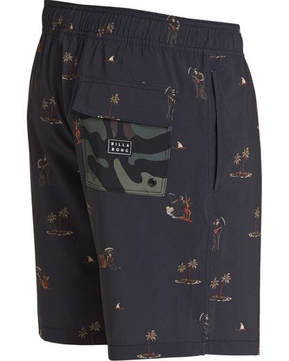 2 Sundays Layback Boardshorts  M180TBSU Billabong