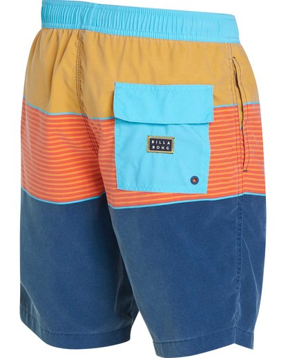 2 Tribong Layback Boardshorts Orange M181NBTB Billabong