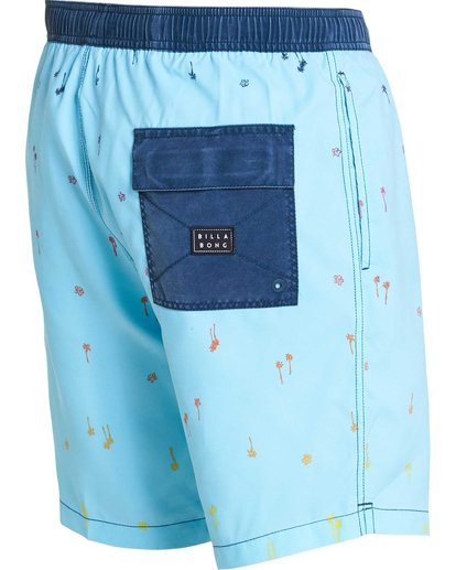 2 Sundays Layback Boardshorts Blue M182NBSU Billabong