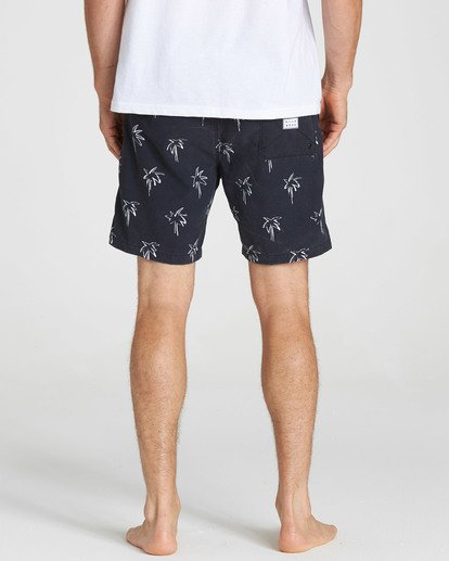 5 Sundays Layback Boardshorts  M182NBSU Billabong