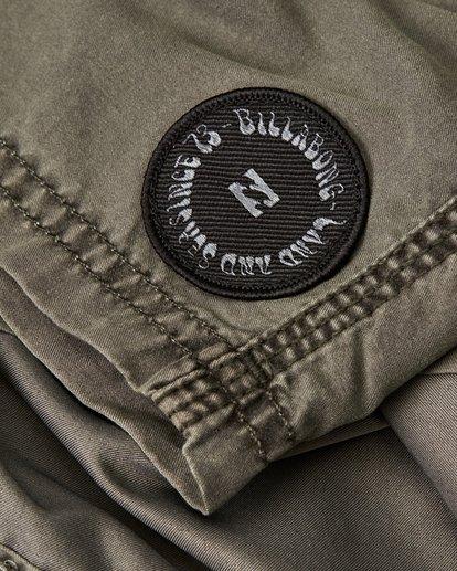 1 All Day Overdye Layback Boardshorts Camo M182QBOE Billabong