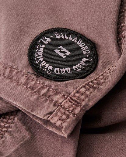 1 All Day Overdye Layback Boardshorts Pink M182QBOE Billabong