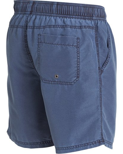 4 All Day Overdye Layback Boardshorts Blue M182QBOE Billabong