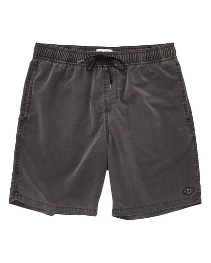 0 All Day Layback Boardshorts Black M182TBAD Billabong