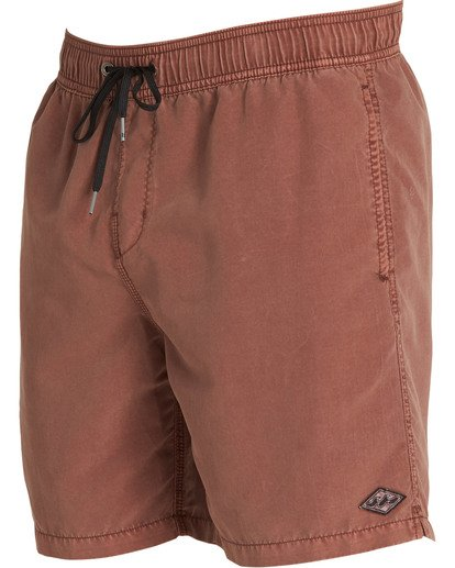 1 All Day Layback Boardshorts Brown M182TBAD Billabong