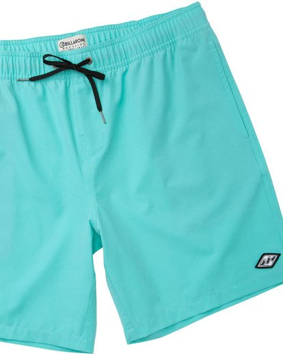 4 All Day Layback Boardshorts Blue M182TBAE Billabong