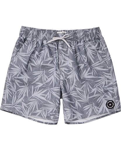 0 All Day Mini Mark Layback Boardshorts Grey M184QBAE Billabong