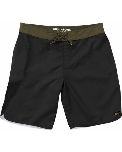 0 Barra Boardshorts Black M192NBBA Billabong
