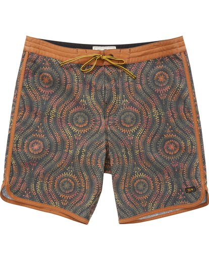 0 Barra Boardshorts Orange M192NBBA Billabong