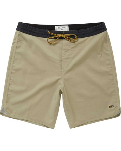0 Barra Boardshorts Green M192NBBA Billabong