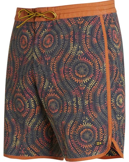 1 Barra Boardshorts Orange M192NBBA Billabong