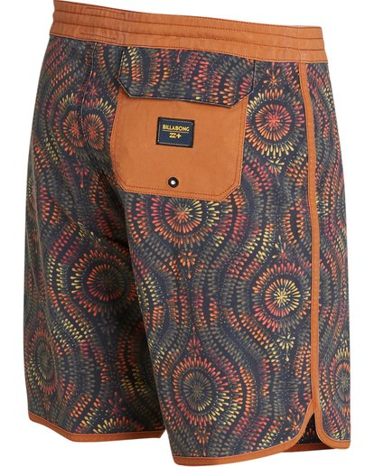 2 Barra Boardshorts Orange M192NBBA Billabong