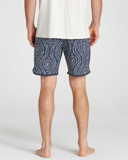 4 Barra Boardshorts Purple M192NBBA Billabong