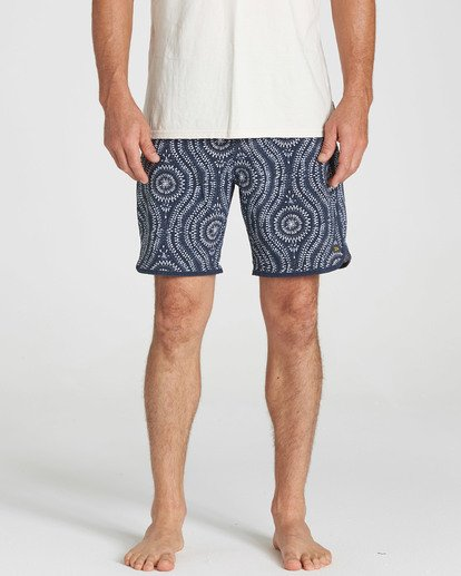 3 Barra Boardshorts Purple M192NBBA Billabong