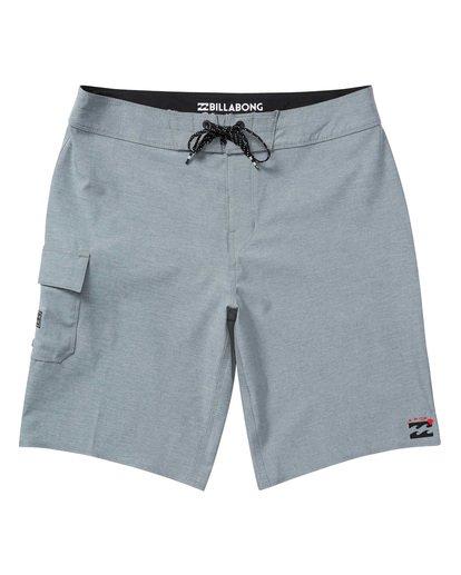 0 All Day X Hawaii Boardshorts Grey M193NBAL Billabong