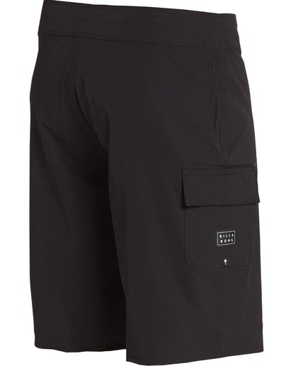 2 All Day X Hawaii Boardshorts Black M193NBAL Billabong