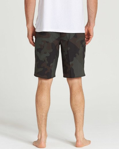 4 All Day X Hawaii Boardshorts Camo M193NBAL Billabong