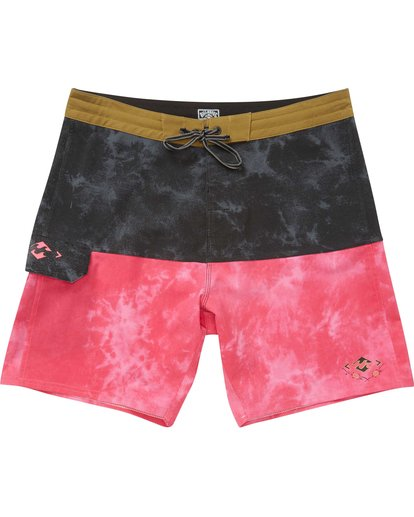 1 Fifty50 Reissue Boardshorts Pink M193QBFR Billabong