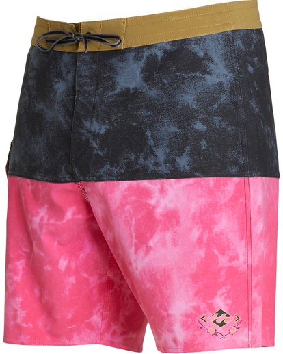 2 Fifty50 Reissue Boardshorts Pink M193QBFR Billabong