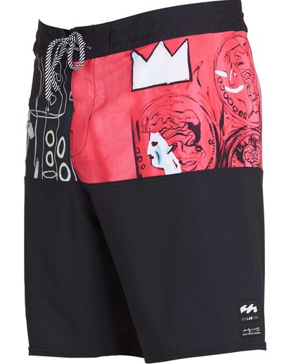 1 Men's New Flame X Boardshorts  M196PBNF Billabong
