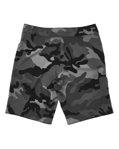 1 All Day Camo Pro Boardshorts Black M196TBAD Billabong
