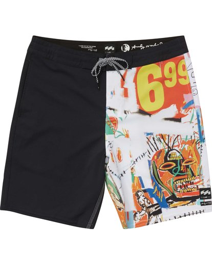 0 Men's 699 Lt Boardshorts  M198PBSN Billabong