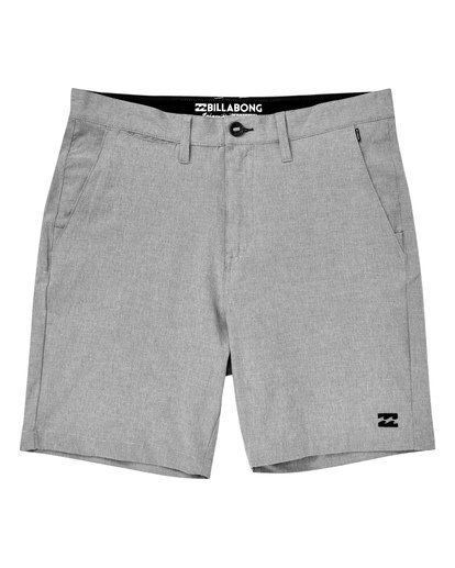 0 Crossfire X Mid Length Submersibles Shorts Grey M201QBCM Billabong