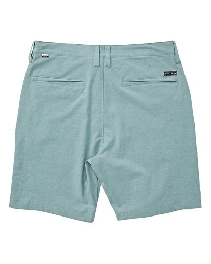 2 Crossfire X Mid Length Submersibles Shorts Blue M201TBXE Billabong