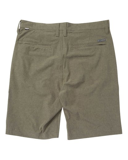 1 Crossfire X Submersibles Shorts Green M202NBCX Billabong