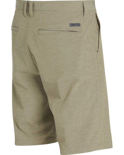 3 Crossfire X Submersibles Shorts Green M202NBCX Billabong