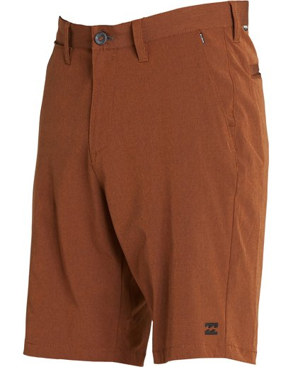 1 Crossfire X Submersibles Shorts Brown M202NBCX Billabong