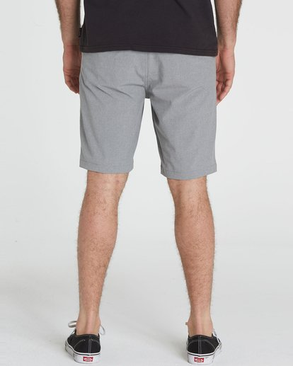 4 Crossfire X Submersibles Shorts Grey M202NBCX Billabong