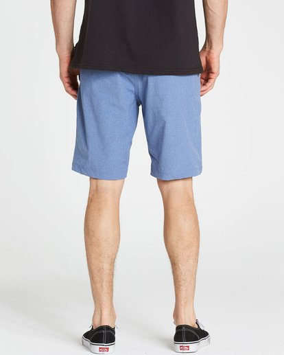 4 Crossfire X Submersibles Shorts Blue M202NBCX Billabong
