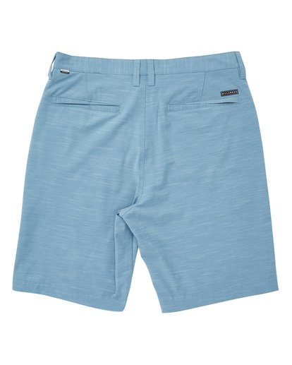 1 Crossfire X Slub Submersibles Shorts Blue M203NBCS Billabong