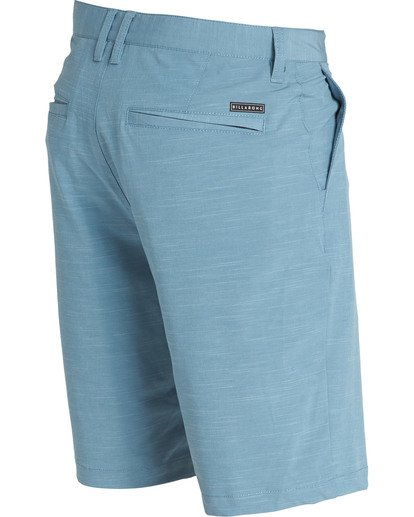 3 Crossfire X Slub Submersibles Shorts Blue M203NBCS Billabong