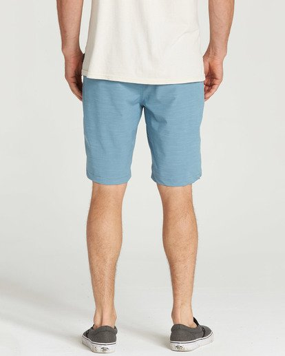 5 Crossfire X Slub Submersibles Shorts Blue M203NBCS Billabong