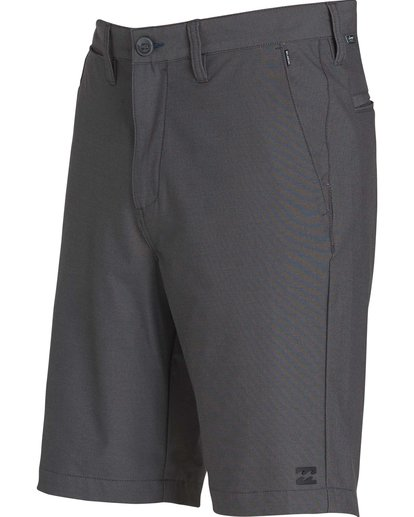 1 Crossfire X Twill Submersibles Shorts Black M204NBCT Billabong