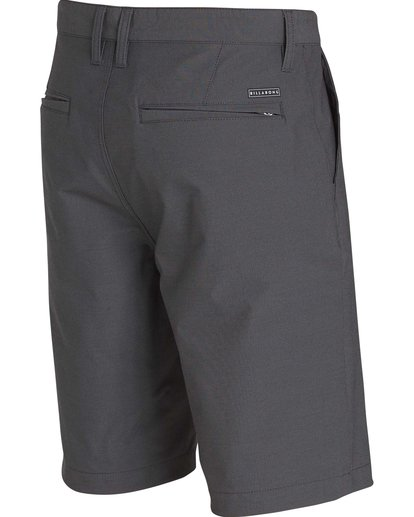 2 Crossfire X Twill Submersibles Shorts Black M204NBCT Billabong