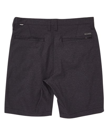 1 Crossfire X Micro Shorts Black M205TBCM Billabong