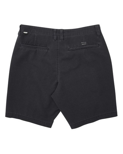 1 New Order X Overdye Shorts Black M207TBNO Billabong