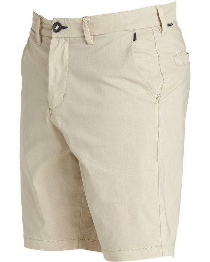 1 New Order X Overdye Shorts Beige M207TBNO Billabong